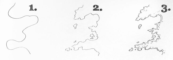 """Torstan """"Coastal Map View"""""""