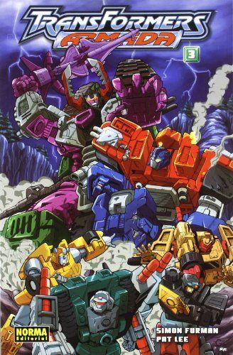 Transformers Armada 3 (Spanish Edition) @ niftywarehouse.com #NiftyWarehouse #Movies #Transformers