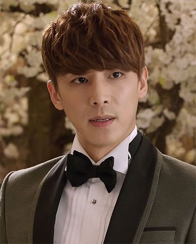 I could not have him in my life but I was happy to be Able to watch him in his dramas