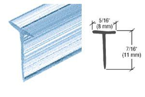 This Is A Clear Translucent T Shape Edge Wipe That Can