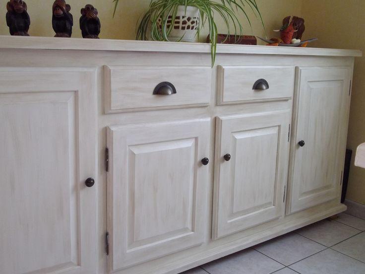 Repeindre un meuble en bois sans poncer relooker meuble Relooker un meuble