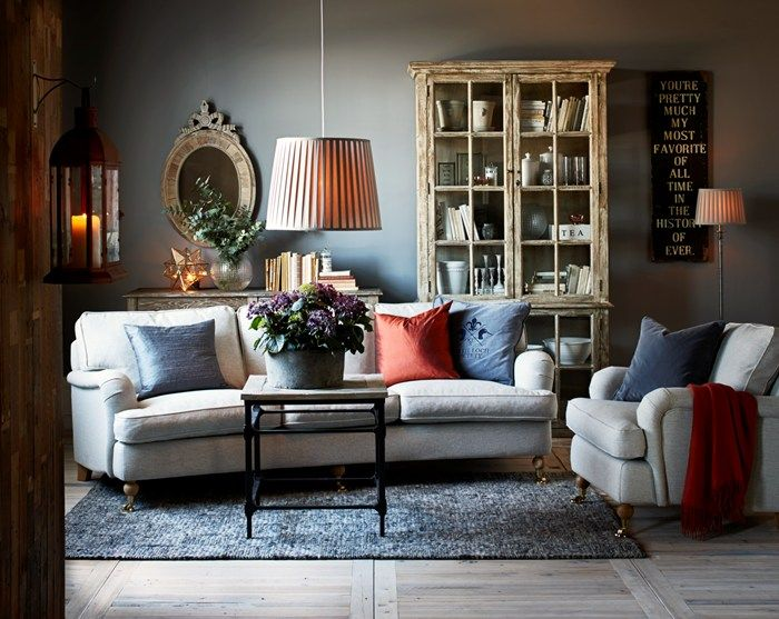 Watford Delux 3-sits soffa svängd