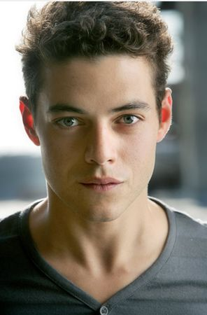 Rami Malek is gorgeous and an amazing actor