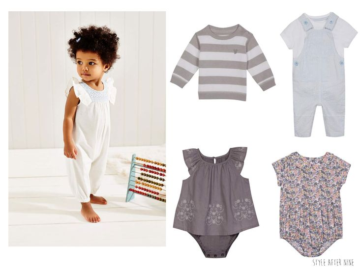 Holly Willoughby Baby at BHS kids fashion