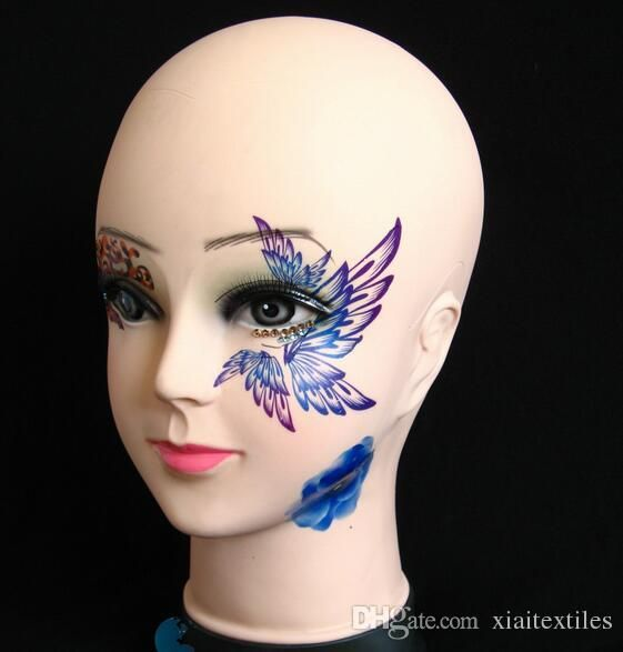 Makeup Mannequin Head for Eyelash for Sale Display,hairdressing Head for Wig,headphones,mannequin Female,M00484 Dress Form Mannequin Manequim Cabeca Mannequins Male Online with $22.86/Set on Xiaitextiles's Store | DHgate.com
