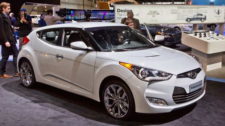 Hyundai Veloster - Top 10 Cheapest Sports Cars 2014