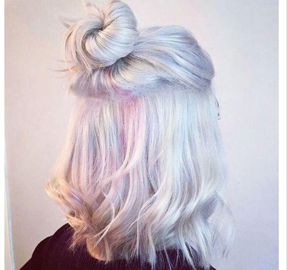 Opal hair color