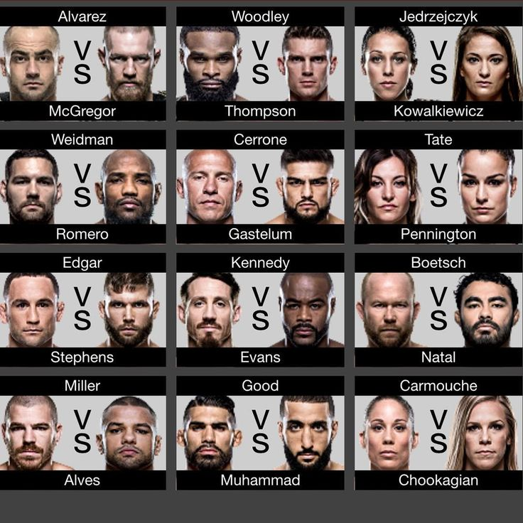 Pinterest opens up conversation about current events. BEST CARD EVER #UFC205 that's going to be epic.