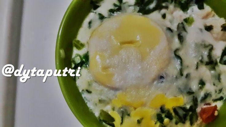 THE DYTAPUTRI: Resep MPASI : Tahu Telur Ayam Kukus (10m)