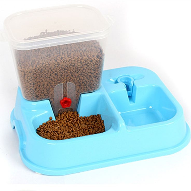 375l cats dogs automatic pets feeder selfdispensing