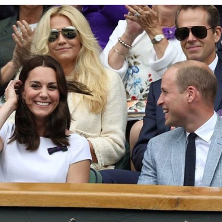 Congratulation to the Tennisprofi Roger Federer from Switzerland !!! Roger win his 8 grand slam in Wimbelton. The Duchess and the Duke of Cambridge visited this game today. #dukeofcambridge #duchessofcambridge #Wimbledon #RogerFederer #grandslam via ✨ @padgram ✨(http://dl.padgram.com)