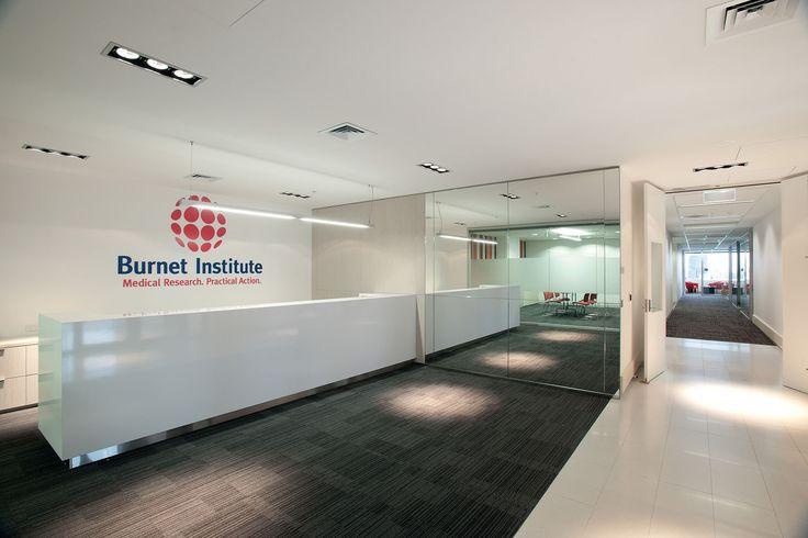 Burnet Institute / Bates Smart