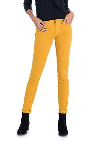 bff1f26b467d7 Salsa Pantalons Wonder Skinny de Couleur   Jeans femme in 2018 ...