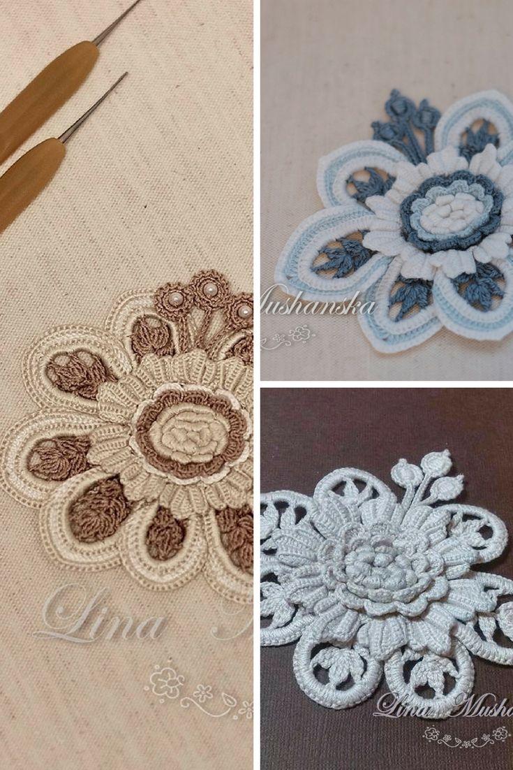 424 best crochet images on pinterest crochet doilies crochet step by step tutorial crochet pattern to buy bankloansurffo Gallery