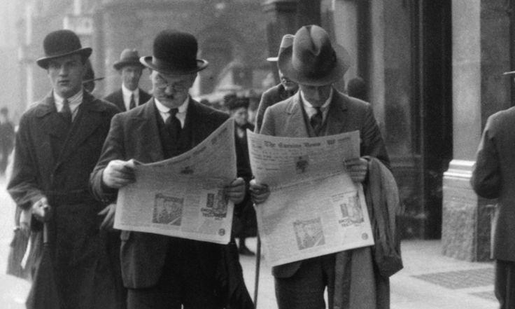 Lista de los mejores periódicos ingleses para practicar inglés gratis. ¿En qué se diferencian entre ellos? ¿Cúal es el mejor? ¿Cúales son gratuitos?