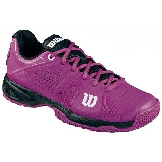 De Rush Sport Omni WRS318580E #tennisschoenen voor dames bieden veel speelcomfort voor degene die opzoek zijn naar flexibiliteit en comfort. Deze schoenen van @wilsontennis bieden daarnaast ook veel grip op diverse ondergronden. #dws