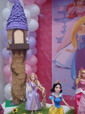 Torre Rapunzel (Enrolados)