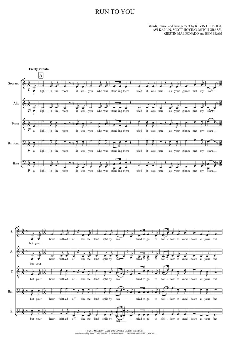 71 best sheet music images on pinterest chart songs alternative run to you musescore im really gonna try and get mr hexwebz Images