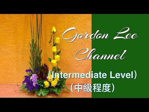 Weekly World Church Flower 每週教堂花藝 W001 - YouTube