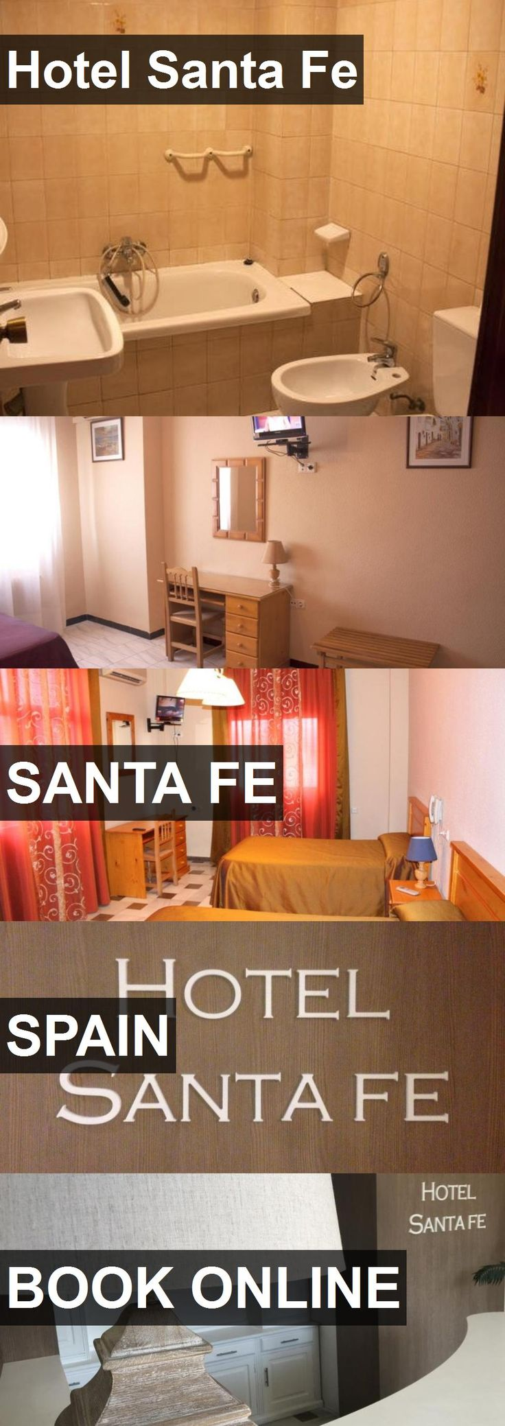Hotel Hotel Santa Fe in Santa Fe, Spain. For more information, photos, reviews and best prices please follow the link. #Spain #SantaFe #HotelSantaFe #hotel #travel #vacation
