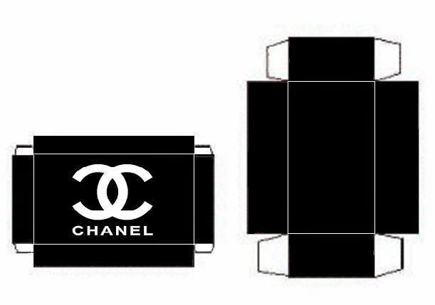 chanel-free-printable-box.JPG 611×429 pixeles