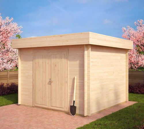 Gartenhaus L Form 40 best gartenhaus images on garden tool storage