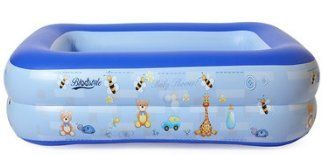 Infant and childrens swimming poolInflatable square swimming poolBaby baby paddling poolWave marine ball poolFish pool toyA ** Check out this great product.Note:It is affiliate link to Amazon.