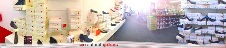 schuhplus - Schuhe in Übergrößen - Einblicke ins stationäre Ladengeschäft von www.schuhplus.com am Standort Dörverden. Fachgeschäft auf 900 qm für große Damenschuhe und große Herrenschuhe. Anschrift: Große Straße 79a, 27313 Dörverden.