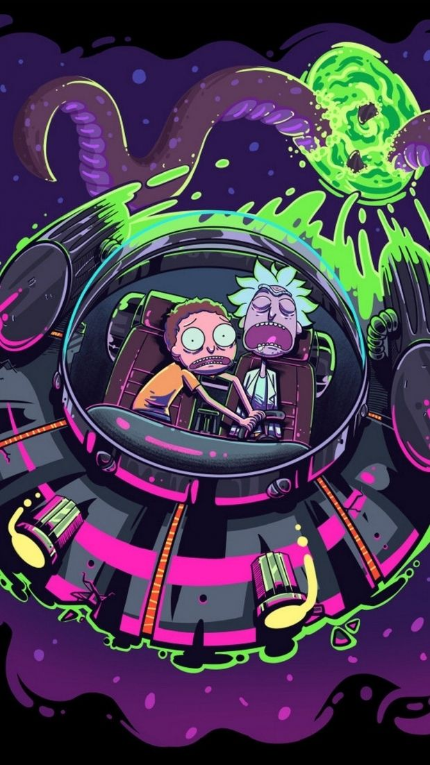 Rick And Morty Iphone Wallpapers Top Free Rick And Morty Intended For Rick Morty Wallpaper Iphone X Find Y Cartoon Wallpaper Trippy Wallpaper Anime Wallpaper