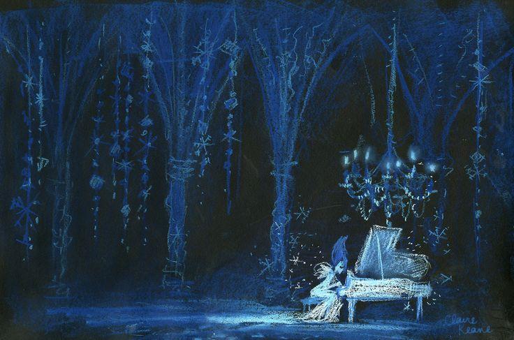 elsa frozen | Frozen | Pinterest | Snow queen, Concept art ...