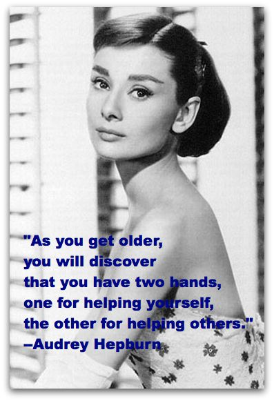 Audrey Hepburn~May 4,1929-1993