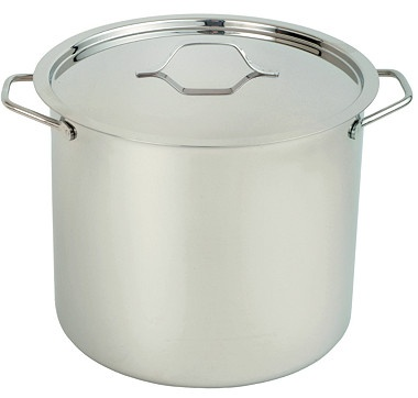 Paderno 14 L Stock Pot With Cover - ClassIIc