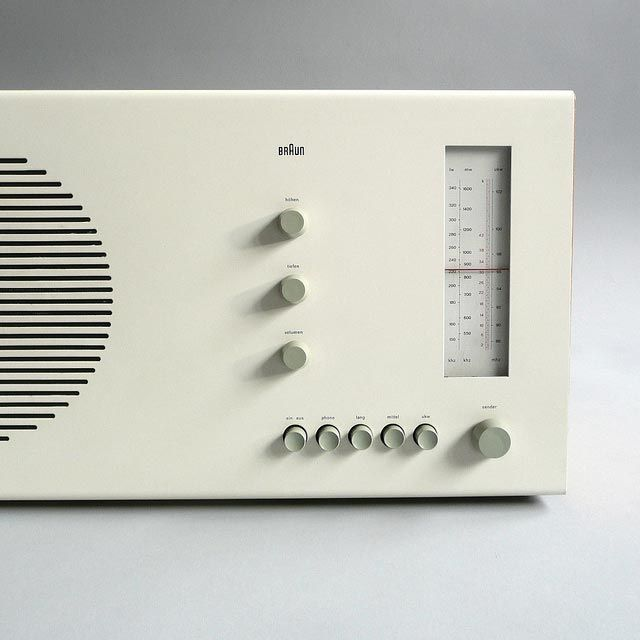 "From ""Timeless Beautiful Industrial Design by Braun GmbH"" by Nikola Lazarevic"