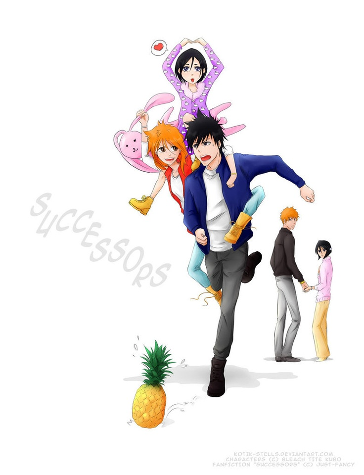 1000+ images about Bleach ^o^ on Pinterest | Bleach Anime ...