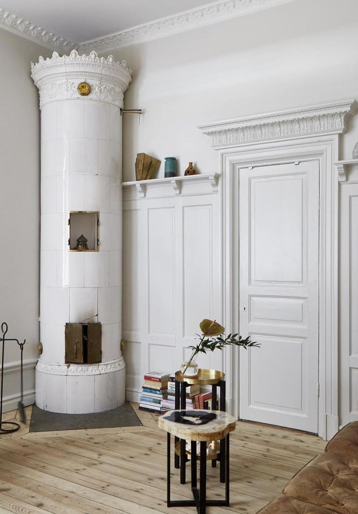 Living Room : Quirky Stockholm Flat With Bold Choices Via Coco Lapine  Design Blog