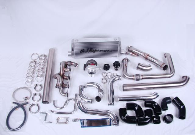 2007 – 2013 Chevy/GMC Silverado / Sierra 1500/2500 Truck Turbo System   On3Performance