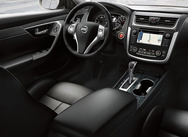 2019 Nissan Altima interior | News Cars Report | Nissan ...