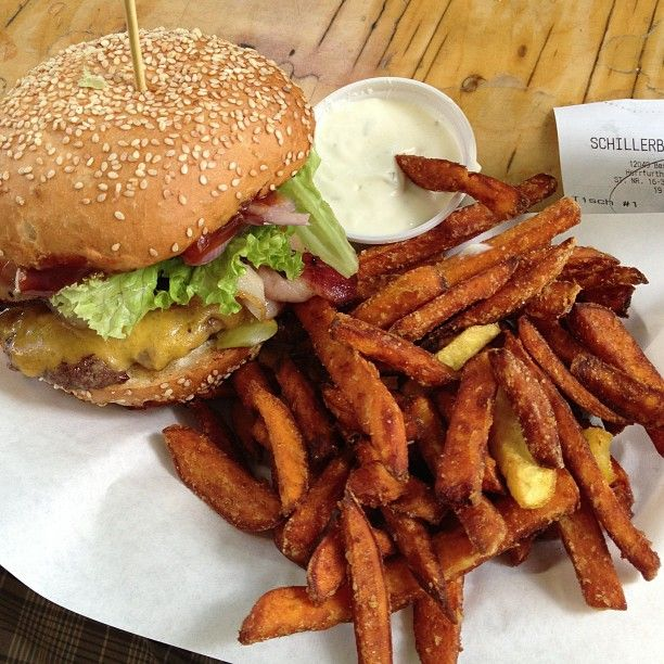 Burger - vegetarisch/vegan $$