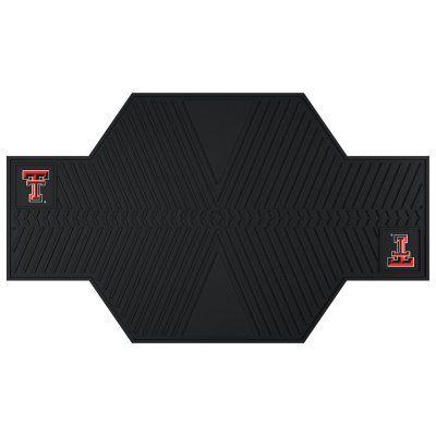 Fan Mats NCAA Collegiate Motorcycle Garage Floor Mat - 15242