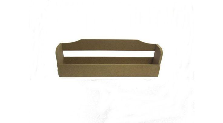 Dekorálható fa fűszertartó polc - Dobozok, tartók - KHSHOP.HU - A Kreatív Hobbi webáruház