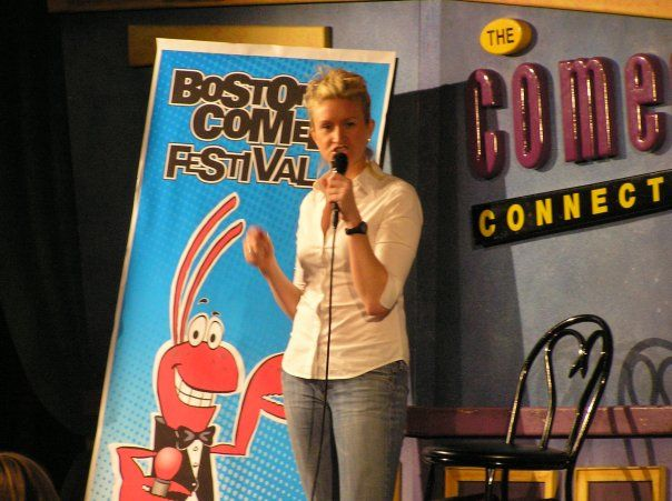 SPLASHDOWN: A Carolines Comedy Club Star