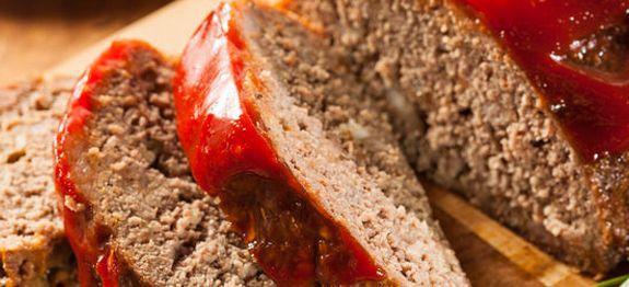 Easy Slow Cooker Meatloaf Recipe