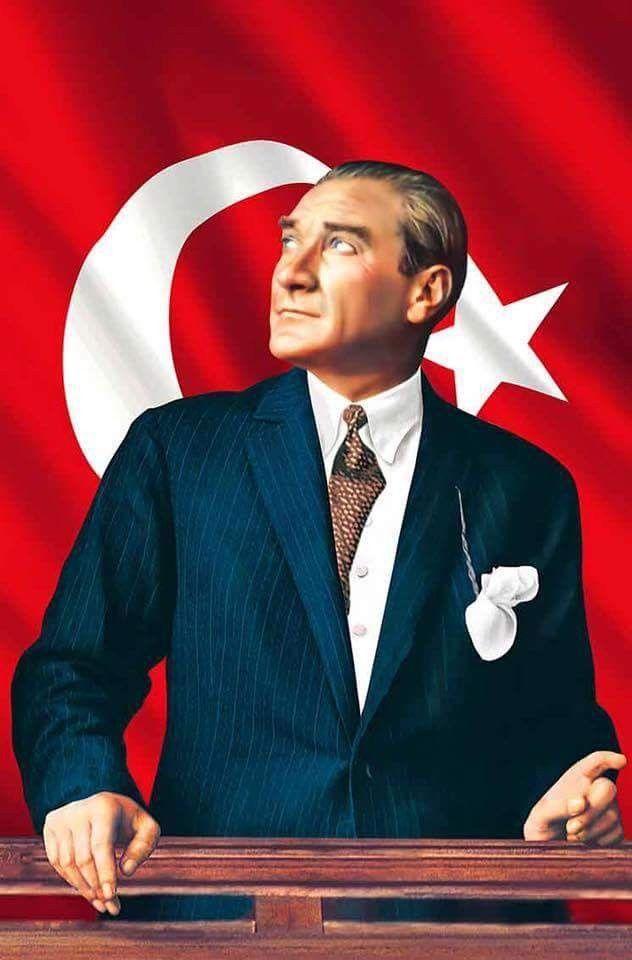 Gazi Mustafa Kemal #Atatürk ♥