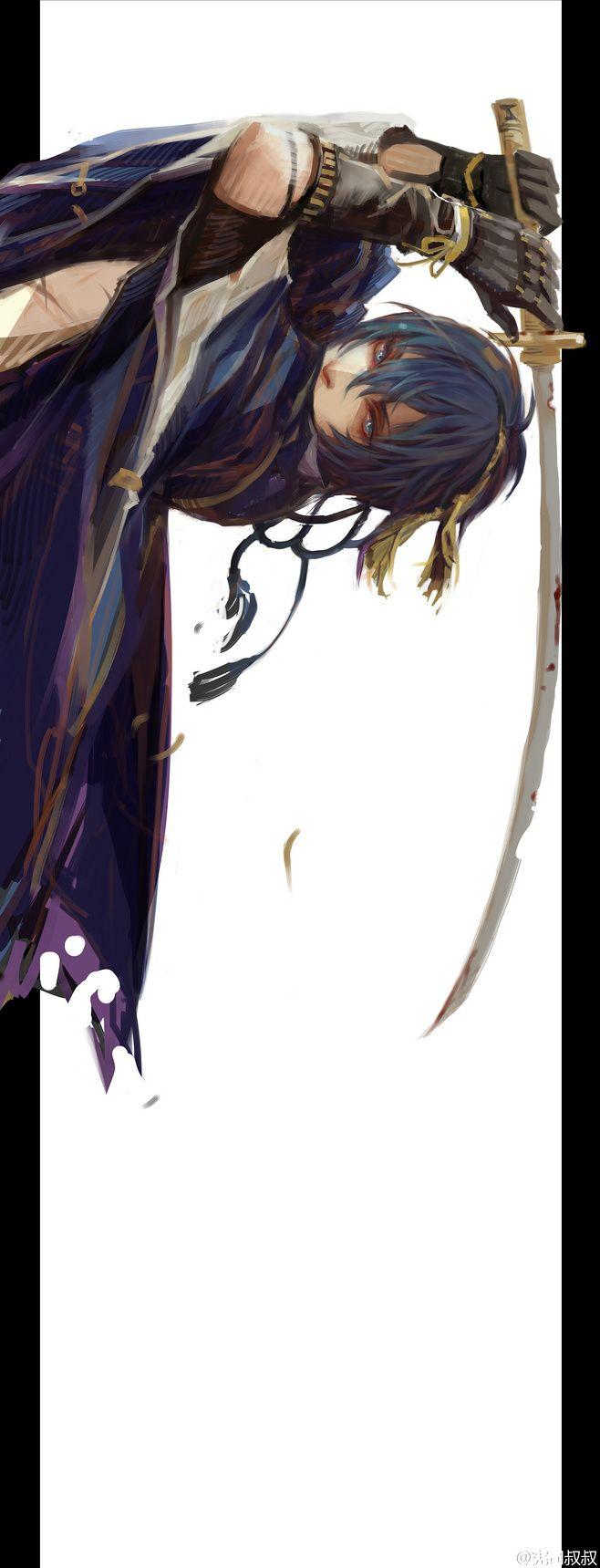 #刀剑乱舞# 舞宴。 宪司叔叔的照片 -...