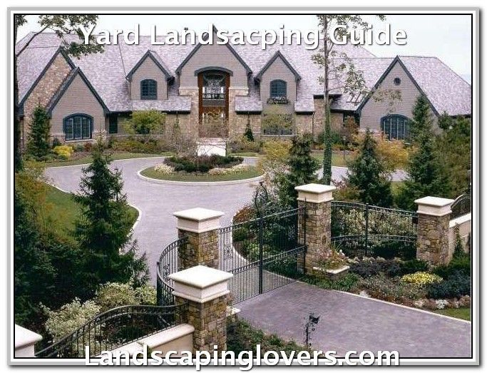 Landscaping Advice For Beginners Landscaping Lovers Front House Landscaping Modern Landscaping Landscape Design