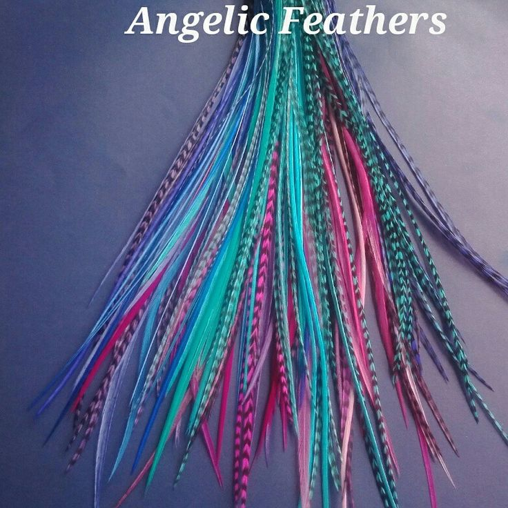 WHOLESALE FEATHER HAIR EXTENSIONS   www.angelicfeathers.co.za  SOUTH AFRICA