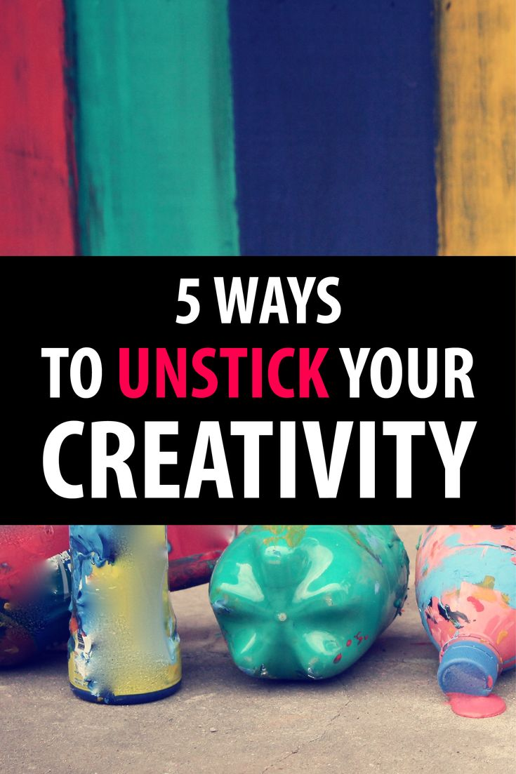 Do you have a creative block? Stuck on a project and cannot move forward? Find some help here by answering these six easy questions!       artwork, writer's block, artist, studio, creativity