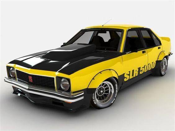 Doesn't get much better than this....  Holden Torana SLR 5000. 1975 Aussie muscle car #dashcam #EpicFail #dashcamvideos #roadrage #insane #deathwish