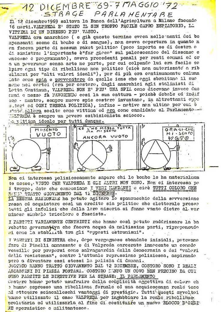 """barravento: Trascrizione di un'intervista a Paolo Ranieri realizzata da alcuni compagni per il film """"Bombe sangue capitale"""""""