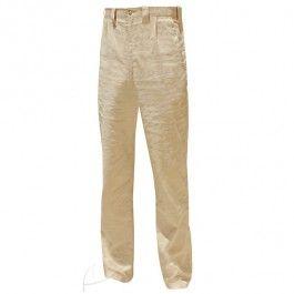 Lniane spodnie idealne na upalne lato. Do zamówienia w dowolnym kolorze i rozmiarze w butiku latkafashion.com